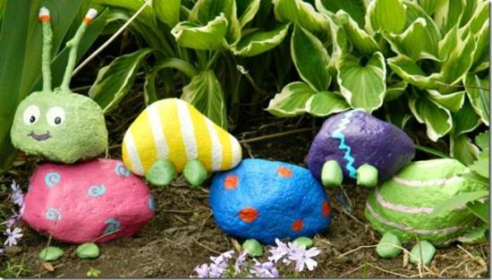 Garden Ideas For Kids To Make