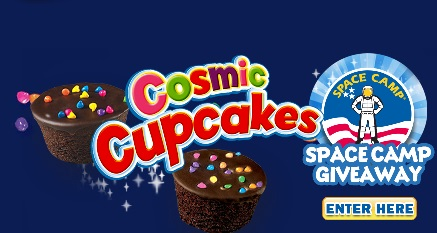 little debbie space camp giveaway