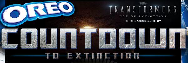 oreo countdown to extinction